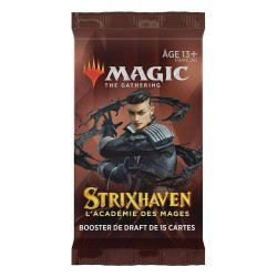 BOOSTER DE DRAFT MAGIC THE GATHERING STRIXHAVEN