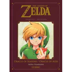 THE LEGEND OF ZELDA ORACLE OF SEASONS / AGES
