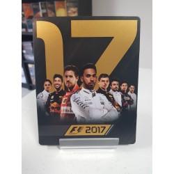 STEELBOOK F1 2017 SANS JEU