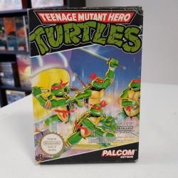 TEENAGE MUTANT HERO TURTLES SANS NOTICE NES