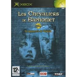LES CHEVALIERS DE BAPHOMET LE MANUSCRIT DE VOYNICH COMPLET XBOX