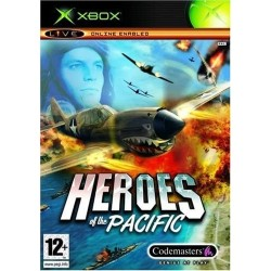 HEROES OF THE PACIFIC COMPLET XBOX