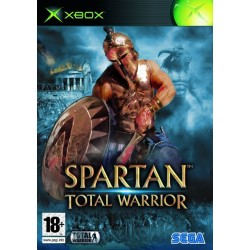 SPARTAN TOTAL WARRIOR COMPLET XBOX