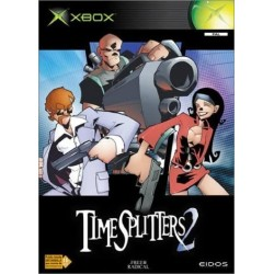 TIME SPLITTERS 2 COMPLET XBOX