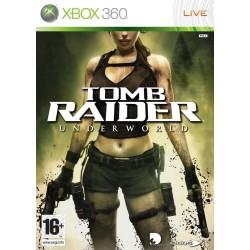 TOMB RAIDER UNDERWORLD COMPLET XBOX 360