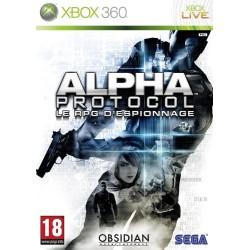 ALPHA PROTOCOL COMPLET XBOX 360