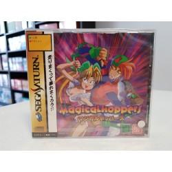 MAGICAL HOPPERS BLISTER JAP SATURN