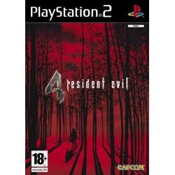 RESIDENT EVIL 4 COMPLET PS2