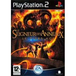 SEIGNEUR DES ANNEAUX LE TIERS AGE COMPLET PS2