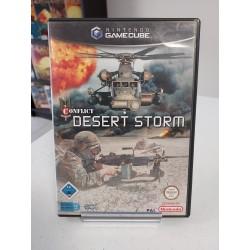 CONFLICT DESERT STORM COMPLET GAMECUBE