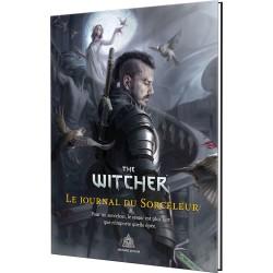 THE WITCHER LE JOURNAL DU SORCELEUR