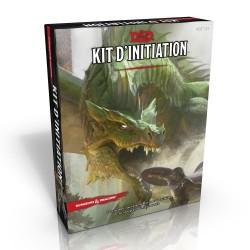 DUNGEON & DRAGONS 5 KIT INITIATION