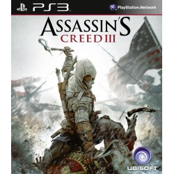 ASSASSIN'S CREED III OCCASION SUR PLAYSTATION 3
