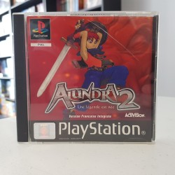 ALUNDRA 2 COMPLET PS1