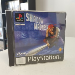 SHADOW MADNESS COMPLET PS1