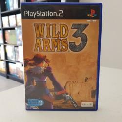 WILD ARMS 3 SANS NOTICE PS2