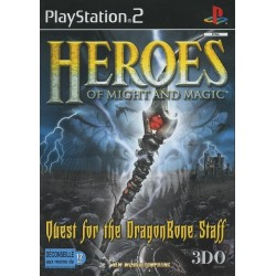 HEROES OF MIGHT AND MAGIC COMPLET PS2