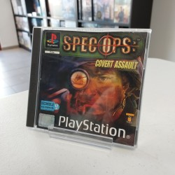 SPECOPS COVERT ASSAULT COMPLET PS1