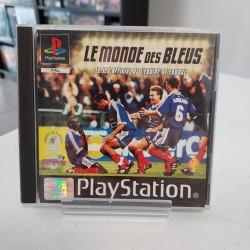 LE MONDE DES BLEUS COMPLET PS1
