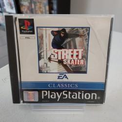 STREET SKATER EA CLASSICS COMPLET PS1