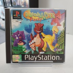 DINOMASTER PARTY COMPLET PS1