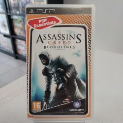 ASSASSINS CREED BLOODLINES ESSENTIALS COMPLET PSP