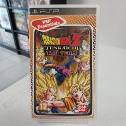 DRAGON BALL TENKAICHI TAG TEAM ESSENTIALS COMPLET PSP