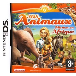SOS ANIMAUX COMPLET DS