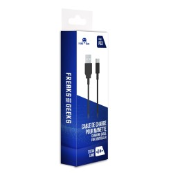 CABLE USB RECHARGE MANETTE PS3 3M
