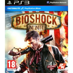 BIOSHOCK INFINITE OCCASION SUR PLAYSTATION 3