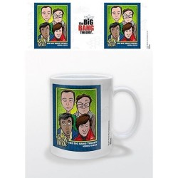 MUG THE BIG BANG THEORY GEEK A WEEK