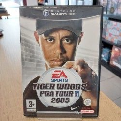 TIGER WOODS 2005 COMPLET GAMECUBE