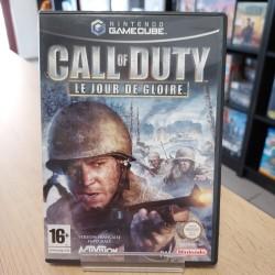 CALL OF DUTY LE JOUR DE GLOIRE GAMECUBE COMPLET