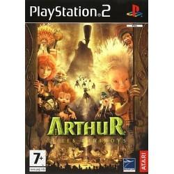 ARTHUR ET LES MINIMOYS COMPLET PS2