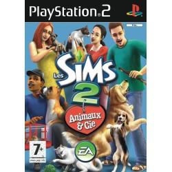 LES SIMS 2 ANIMAUX & CIE COMPLET PLATINUM PS2