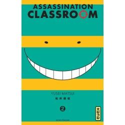VOL. 2 ASSASSINATION CLASSROOM