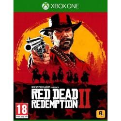 RED DEAD REDEMPTION 2 SANS CARTE SANS NOTICE XBOX ONE