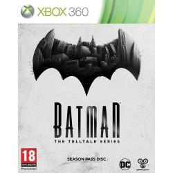BATMAN THE TELLTALE SERIES BLISTER XBOX 360
