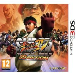 SUPER STREET FIGHTER 4 IV 3D EDITION 3DS