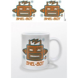MUG BIG BANG THEORY SHEL BOT
