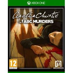 THE ABC MURDERS AGATHA CHRISTIE XBOX ONE