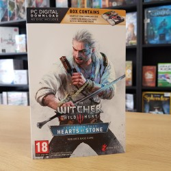 THE WITCHER 3 HEARTS OF STONE PC GWENT CARDS SANS DLC