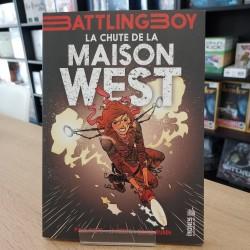 VOL. 2 BATTLING BOY LA CHUTE DE LA MAISON WEST