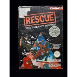 RESCUE THE EMBASSY MISSION OCCASION SUR NES