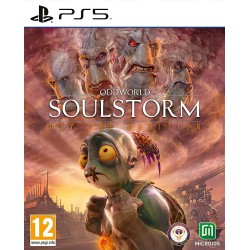 ODDWORLD SOULSTORM DAY ONE EDITION PS5