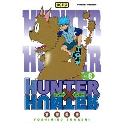 VOL. 6 HUNTER X HUNTER