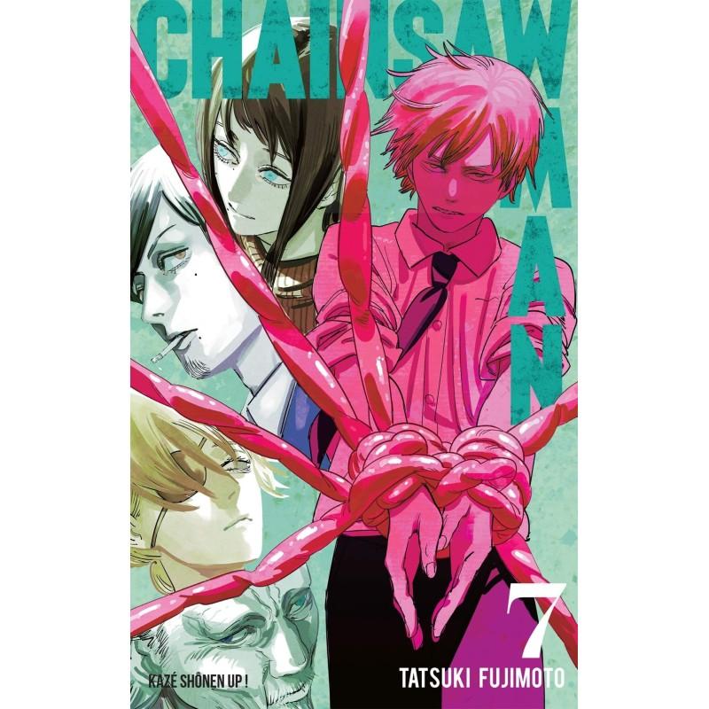 VOL. 7 CHAINSAW MAN