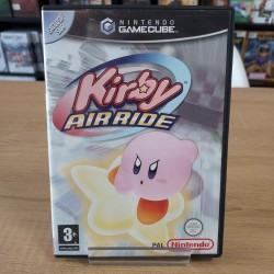 KIRBY AIR RIDE COMPLET CARTE VIP NON GRATTEE FR GAMECUBE