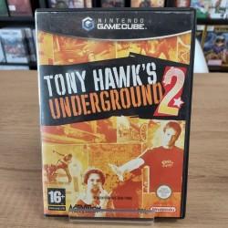 TONY HAWK S UNDERGROUND 2 COMPLET GAMECUBE