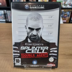 SPLINTER CELL DOUBLE AGENT COMPLET GAMECUBE